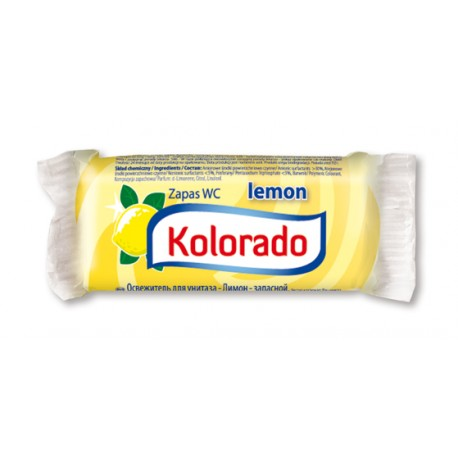 Kolorado Lemon Zapas WC 40g