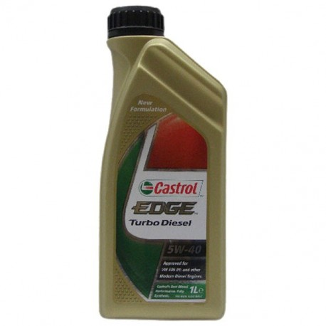 CASTROL EDGE TURBO DIESEL 5W/40