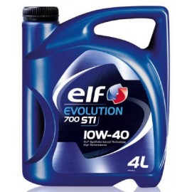OLEJ ELF 10W40/4L.EVOLUTION 700 STI