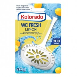 Kolorado WC Fresh Lemon 40g