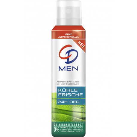 CD DEZODORANT MEN 150ML