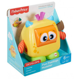 FISHER PRICE STWOREK-HUMOREK